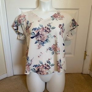 Justify Blouse
